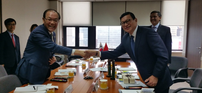 Indonesia and Korea to further enhancing bilateral relation